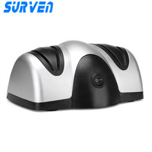 Multifunction Electric Automatic Knife Sharpener 2 Stage Kitchen Fruit Knife Scissors Sharpen Knives Grinding Tools