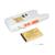 6 pc Professional Walkie Talkie WLN KD-C1 UHF 2 Rádios de Longo Alcance Handheld Ham CB Rádios Comunicador de Segurança Móvel bateria