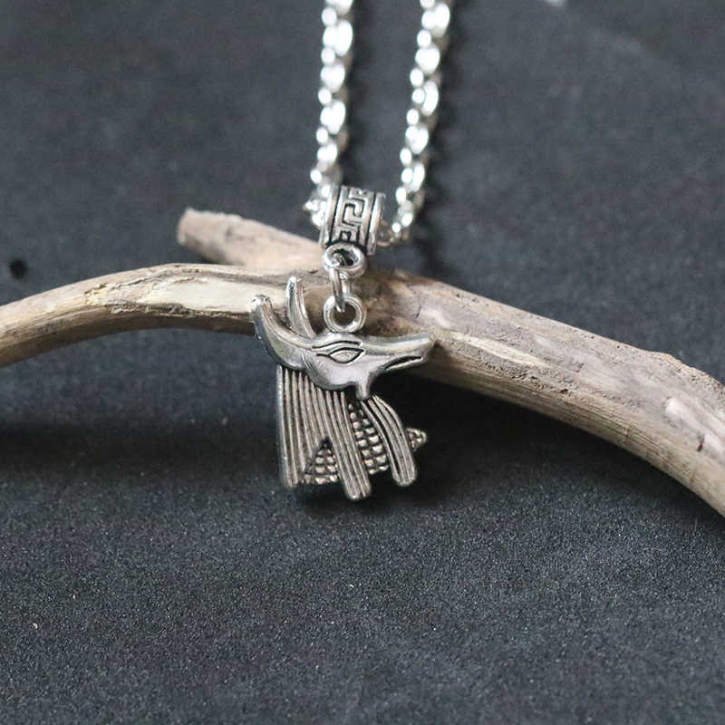Egipskich bogów mocy oko naszyjnik Rah egipt oko horusa projekt wisiorek naszyjnik w stylu Vintage srebrny Charms moda Choker Collier