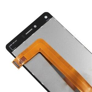 Image 5 - 대 한 BQ Aquaris U U Lite U plus LCD + touch screen components Mobile communication 액세서리 교체 + free 툴