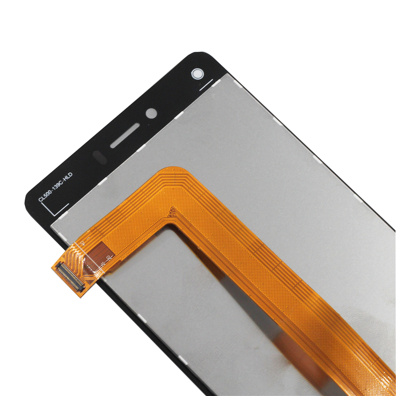 Image 5 - High quality display For BQ Aquaris U U lite lcd display + touch screen digitizer assembly for BQ Aquaris U PLUS repair parts-in Mobile Phone LCD Screens from Cellphones & Telecommunications