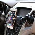 Baseus Универсальный Гибкий Air Vent Мобильная Автомобильный Держатель Телефона Для iPhone Samsung Xiaomi GPS Soporte Movil Телефон Стенд