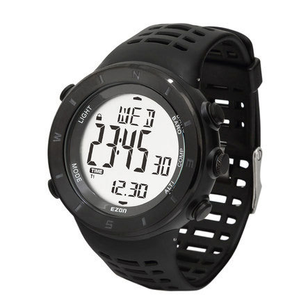 ezon watch H017 F11 Ladies Climbing smart digital sport watch with Compass Altimeter Barometer