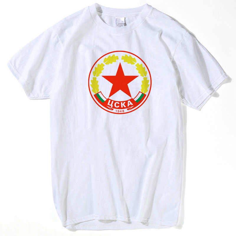 Moscow Russian T Shirt Premier League Casual fitness T-Shirt Tees Top summer tops for women 2018 summer white tops short sleeve