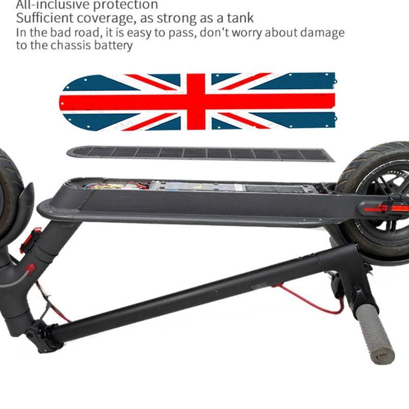 Collision Non Slip Floor Guard Plate M365 Accessories Battery Cover Anti