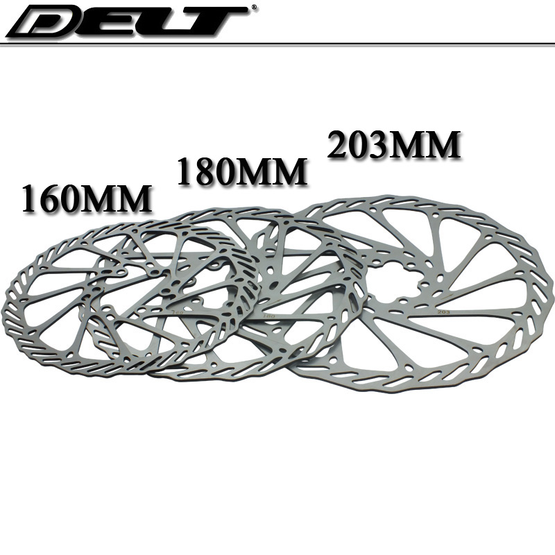 MTB Mountain bike Bicycle disc brake rotor 160/180/203mm steel FOR MAGURA HAYES TEKTRO FORMULA ZOOM хомут a2z для тормозов formula b4 tektro m5 болт алюминий красный lc h5 3