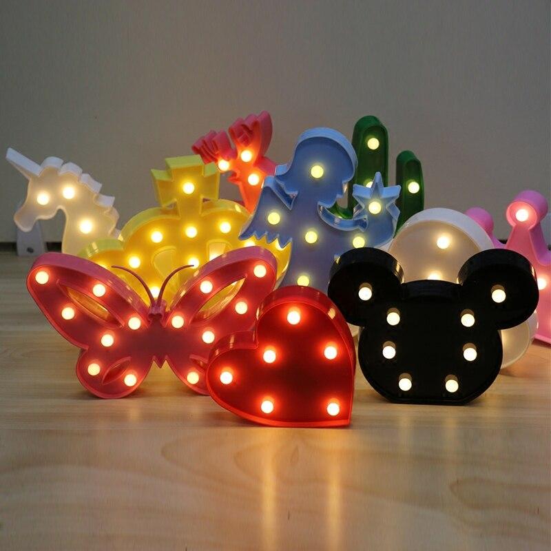 Gematigd Nieuwe Mode Led Props Tafellamp Foto Achtergrond Fairy Lights Wedding Party Decoratie Voor Kinderen Slaapkamer Binnenverlichting De Laatste Mode