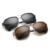 Tr90 óculos de sol polaroid homens óculos polarizados condução pesca óculos de sol nahan marca fashion designer uv400 oculos óculos de sol masculinos