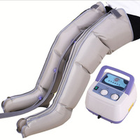 Electric Air Compression arm Leg Massager Wraps Foot Ankles Calf Massage Machine Promote Blood Circulation Relieve Pain Fatigue