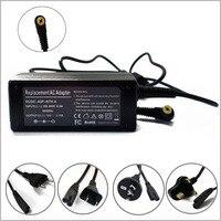 19 V 2.15A 40 W Nuevo Mini Adaptador de Cargador y Enchufe Para acer aspire one 725 756 d270 + cable adaptador universal del ordenador portátil