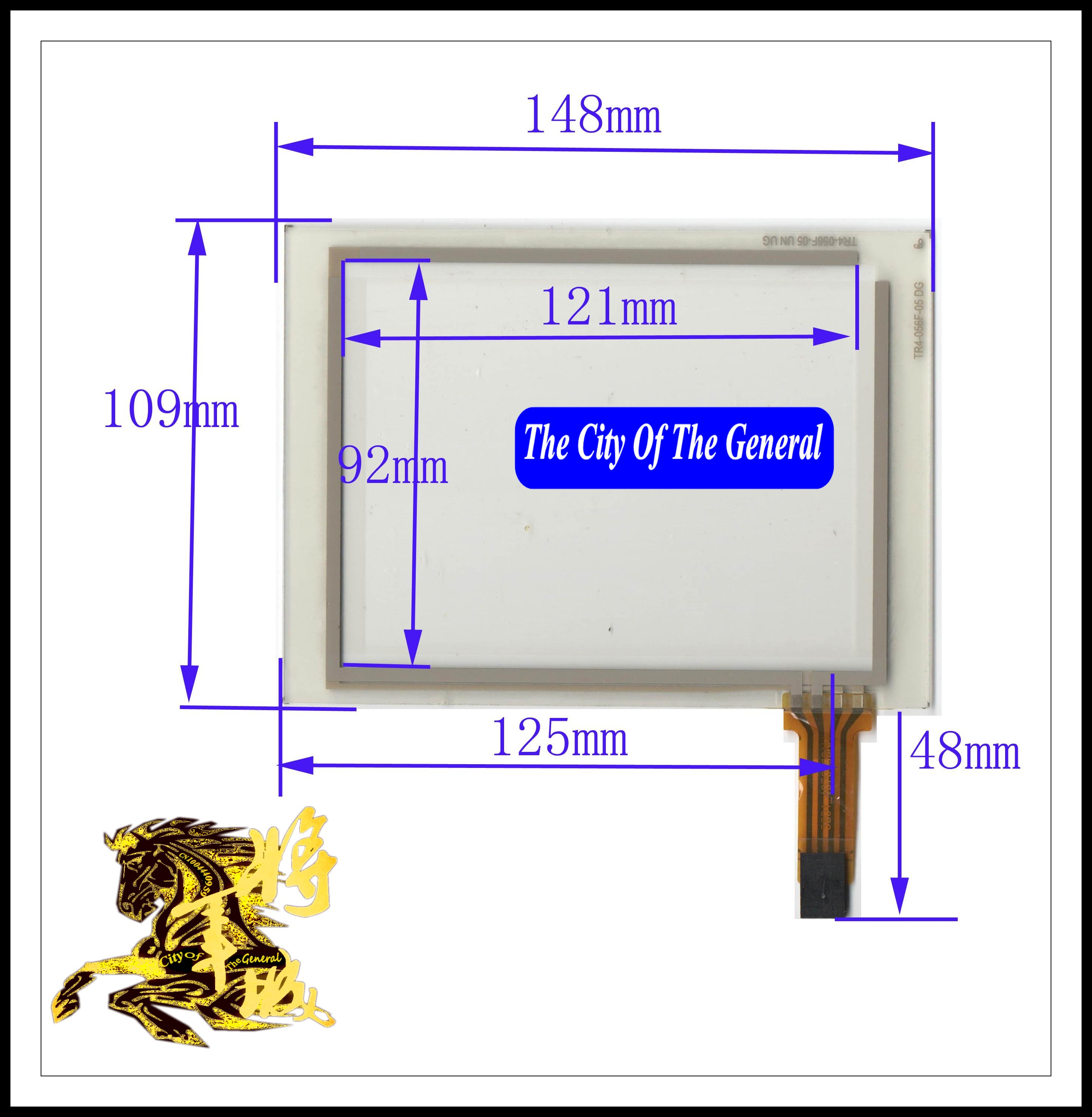 GENCTY For four-wire resistance screen 148 * 109 W-Y