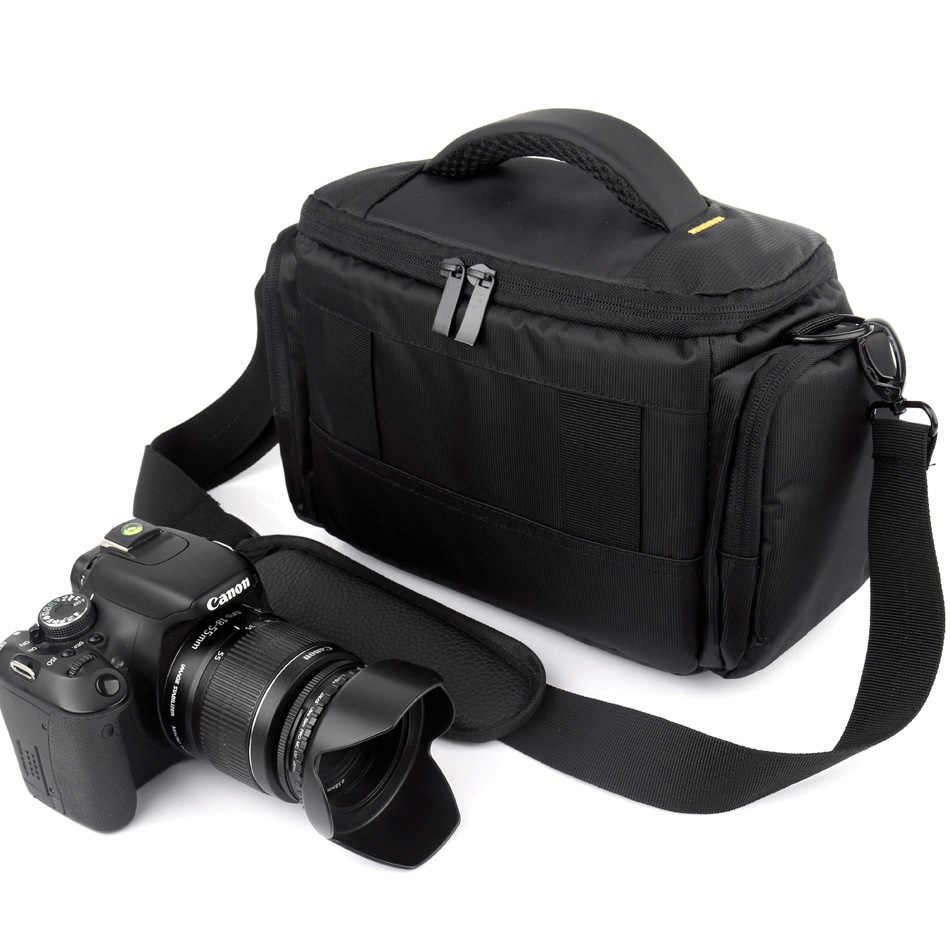 Sac Photo étanche Pour Sony A77 A7M2 A7R2 A7R3 A7 A7S A9 A99 A6000 A5100 NEX6 Nikon D5300 D3400 Canon Appareil Photo Sac