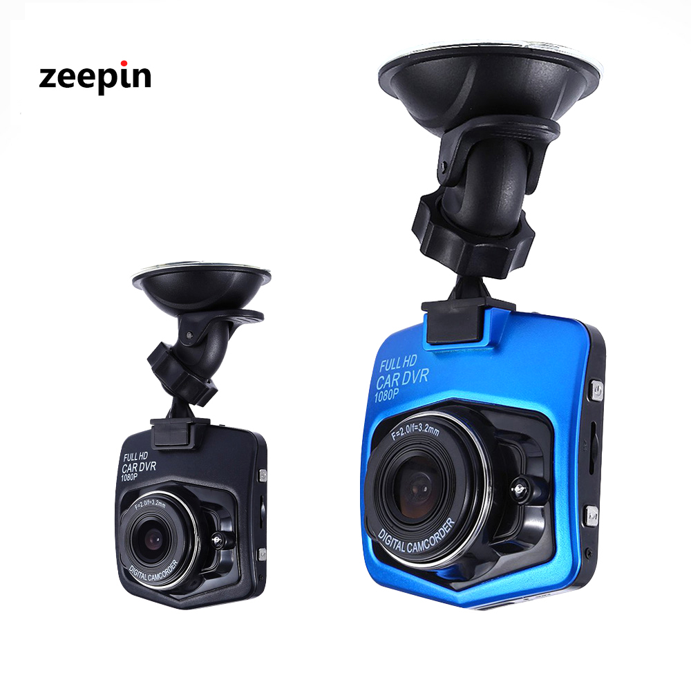 Mini Auto Dvr Kamera Full HD 1080 p Recorder GT300 Dashcam Digital Video Registrator G-Sensor Hohe qualität Dash cam