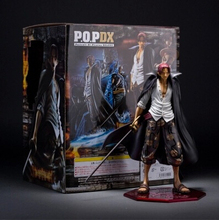 One Piece Shanks PVC Figure 25CM