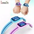 Lemado DS18 Smart Watch Kid WIFI GPS Трекер удаленного мониторинга Смарт смотреть СИМ-карты Для IOS Android PK Q50 Q60 Q80 Q90