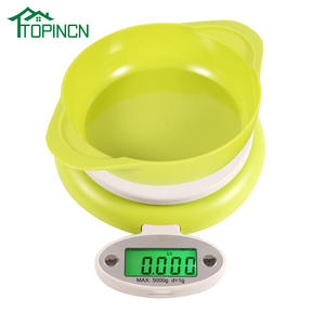 TOPINCN Electronic Kitchen Digital Weight Tool Scales