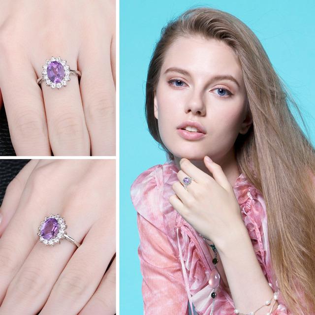 Kate Middleton's Amethyst Ring