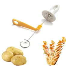 Potato Spiral Cutter Set BBQ Accessory