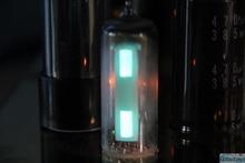 أنبوب تفريغ 6E2 تعليمات ضبط لمستوى صوت مُضخّم صوت HIFI عالي الموثوقية