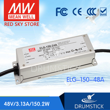 prosperity MEAN WELL ELG-150-48A-3Y 48V 3.13A meanwell ELG-150 48V 150.2W Single Output LED Driver Power Supply A type