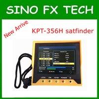 New arrival Fast Tracking Full HD Digital Satellite Finder Meter MPEG 4 DVB S2 Modulator Sat Finder KPT 356H