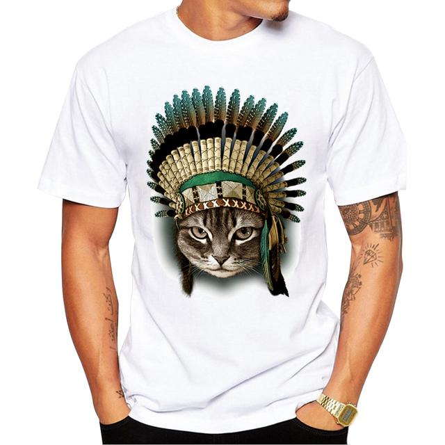 Cat Chief T-Shirt