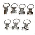 3D Zinc Alloy Metal Car Logo  Keychain Key Chain Key Ring Keyring For BMW 1 3 5 6 8 7 X M3 power