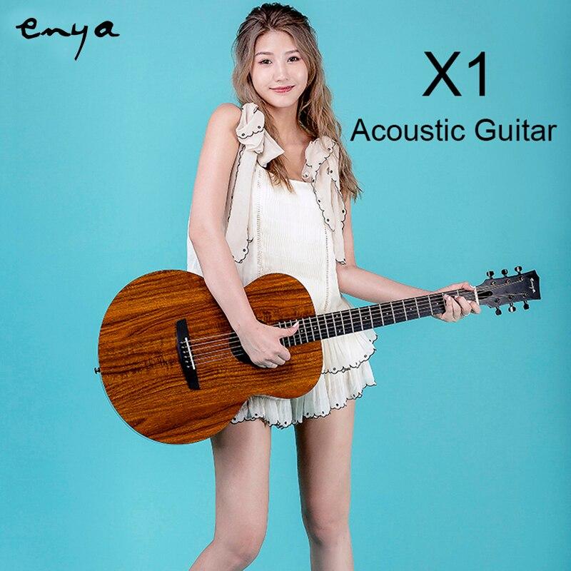 Guitare acoustique Enya 36