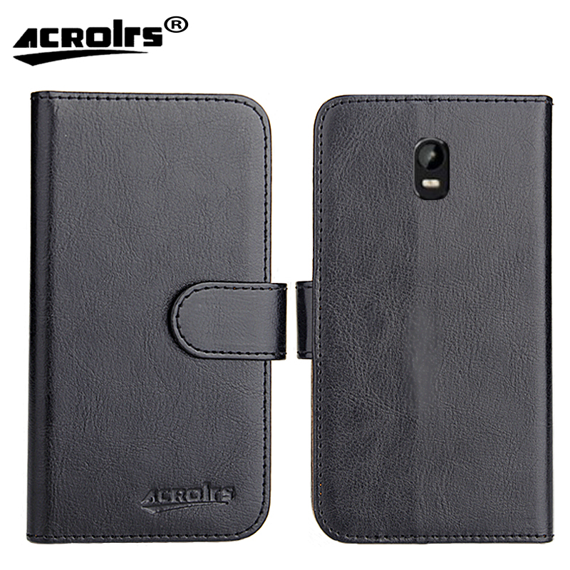 Vertex Impress Game Case 6 Colors Dedicated Leather Exclusive Special Crazy Horse Phone Cover Cases Card Wallet+Tracking