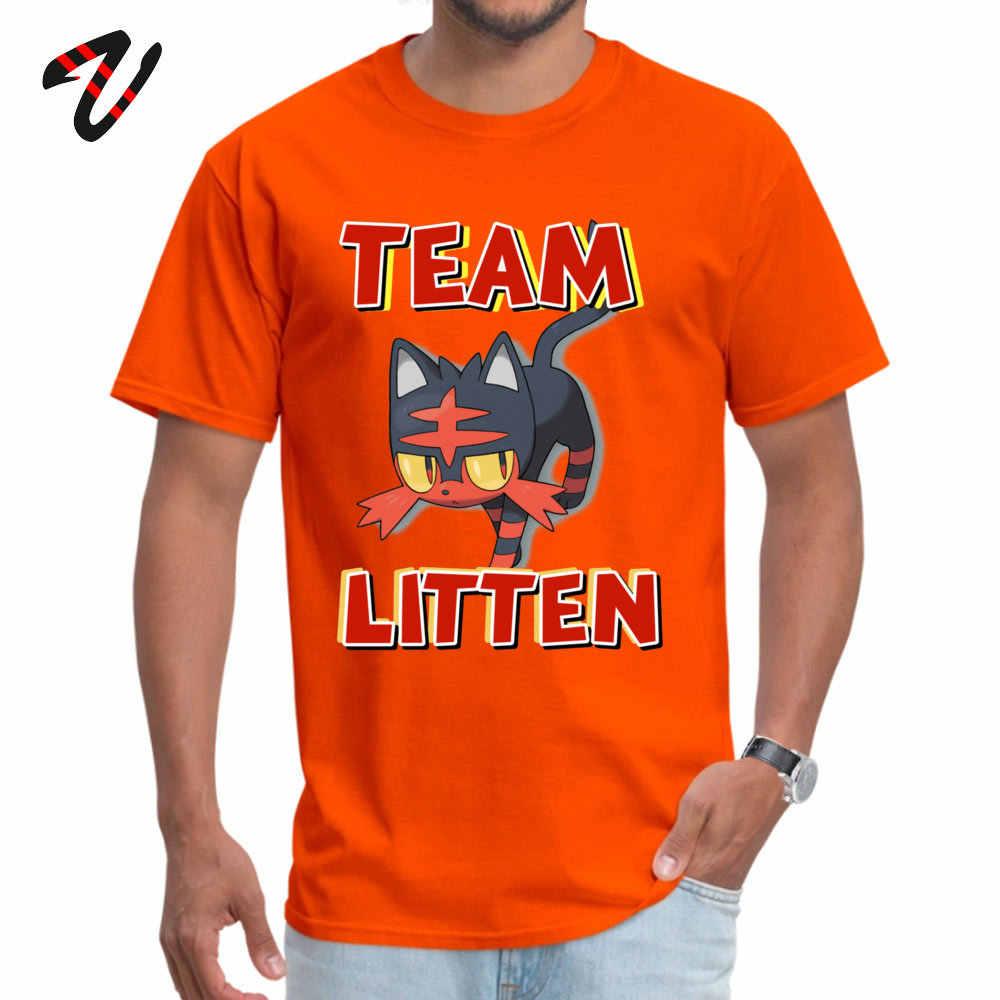 فريق Litten! تي شيرت للرجال الأب يوم قمم قميص مظلة شركة يساير الموضة الصيف التي شيرت جولة الرقبة قوس قزح ستة الحصار