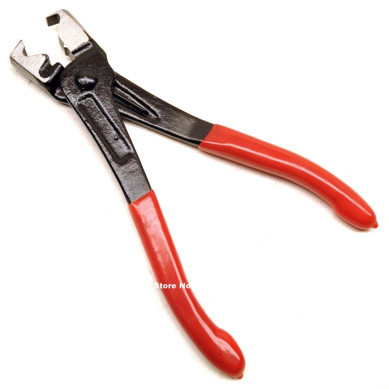 Universal Clic R Typ Kragen Schlauch Clip Zange Clic Werkzeug Auto Reparatur Garage Werkzeuge Für VW Audi Toyota Mercedes R TYP AT2173