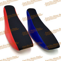 Black Red Blue Seat For CRF70 CRF 70 Racing Motocross Pro Trail Dirt Pit Bike Motorcycle