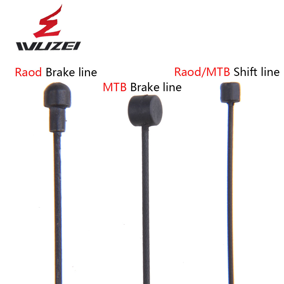 Bike road bicycle Brake Shift Cable Rear Derailleur Wire  Coated TO