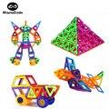 72 unids Wheels Set Blocks Toy Bricks 3D DE CONSTRUCCIÓN DE JUGUETE MAGNÉTICO imán de Bloque de Construcción 2016 Juguetes Creativos Para Niños Como Cumpleaños regalo