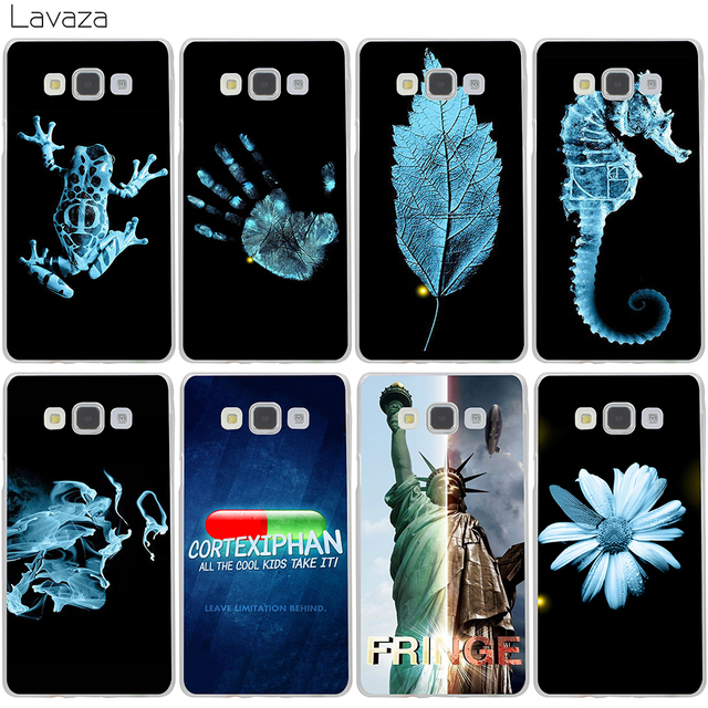 Lavaza Fringe Symbols Tv Show Case For Samsung Galaxy A3 A5 2015