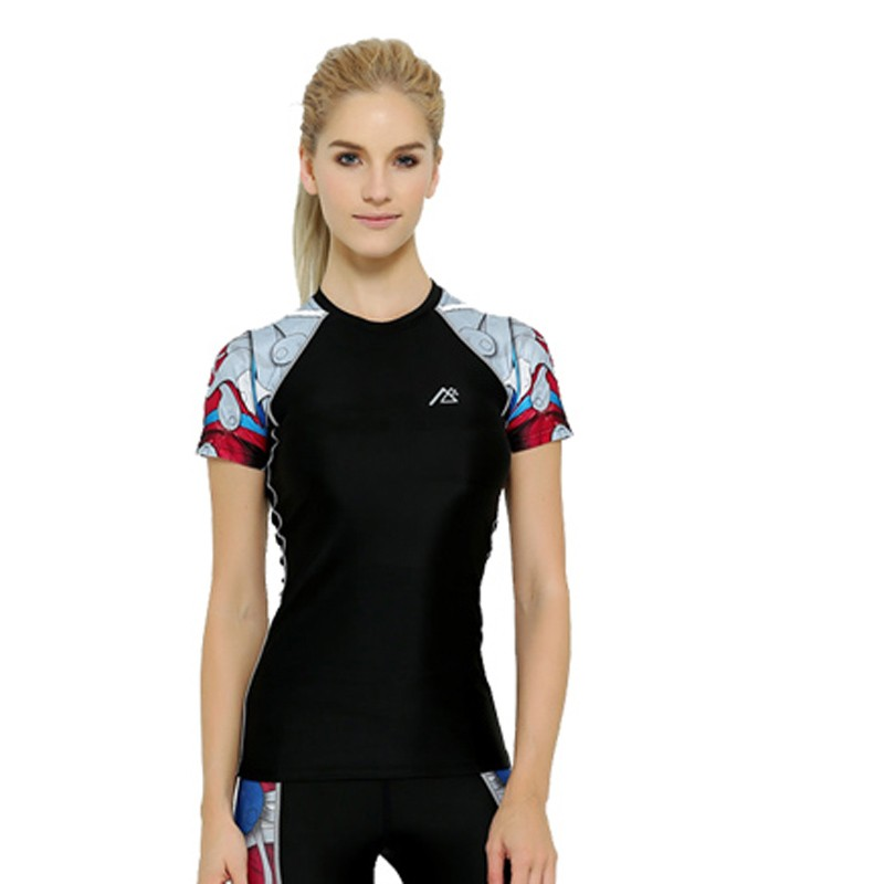 Women's Compression Shorts, Tights & Tops.