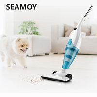 Seamoy Vacuum Cleaner 2 in 1 Corded Upright Stick and Handheld Vacuum Cleaners with HEPA Filtration High Suction Power