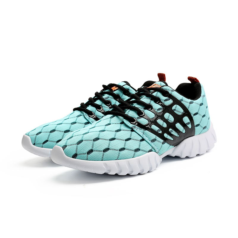 LAISUMK 2019 New Spring Summer Breathable Soft Light Male Mesh Shoes For Men Adult Sneakers Walking Casual Comfortable Footwear in Men 39 s Casual Shoes from Shoes