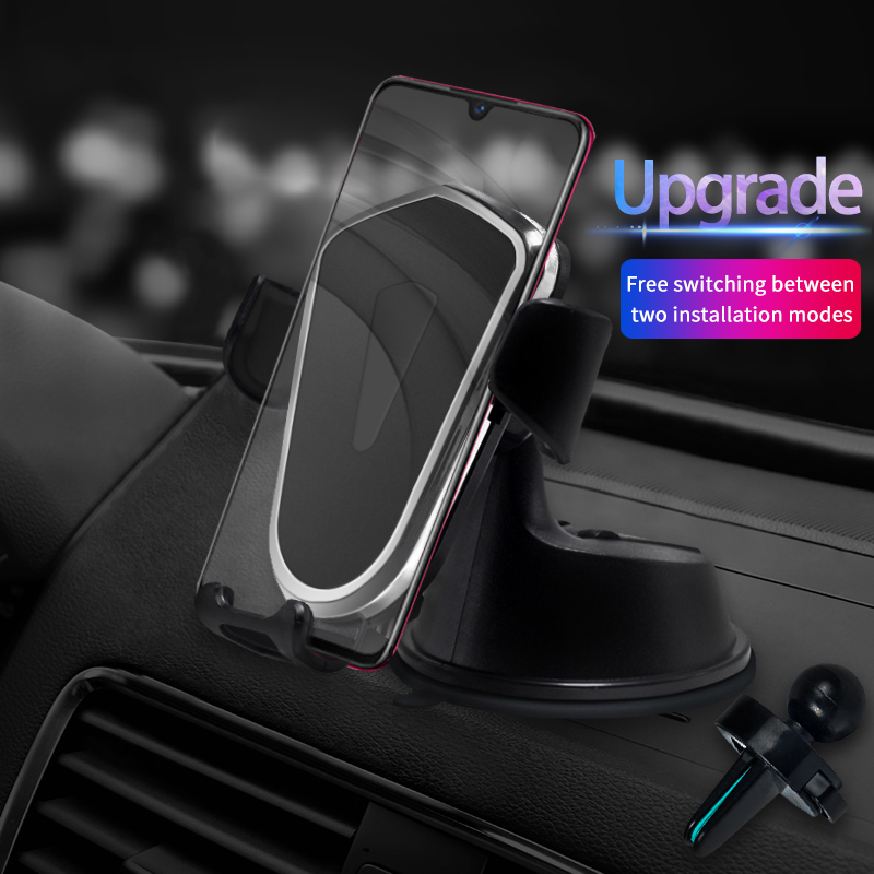 Image 4 - Car Smartphone Support Phone Holder Car For Smart 453 Car Accessories Universal Bracket Cell Phone Holder Car For BMW E87-in Universal Car Bracket from Automobiles & Motorcycles