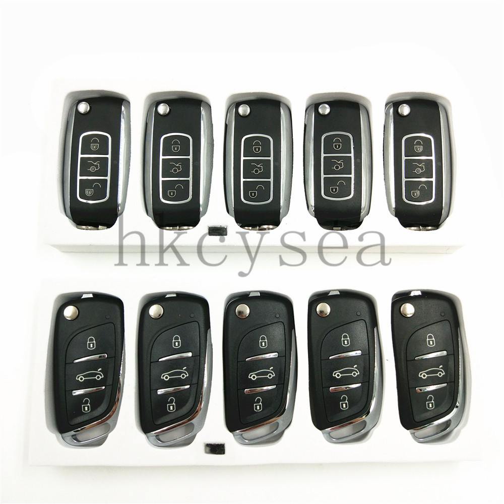5PCS B07 5PCS B11 KEYDIY B Series Remote Key for KD900 KD900 URG200 KD X2 Key