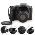 "10 Pçs/lote, DHL Livre Grande Angular Lente D200 DSLR Camera Infravermelho Lente de 2.8 ""tela 720 P HD Video 11 Langs Cameras12MP Digital Preto"
