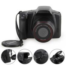 10Pcs/Lot, DHL Free Wide Angle Lens DSLR Camera D200 Infrared Lens 2.8″ Screen 720P HD Video 11 Langs Digital Cameras12MP Black