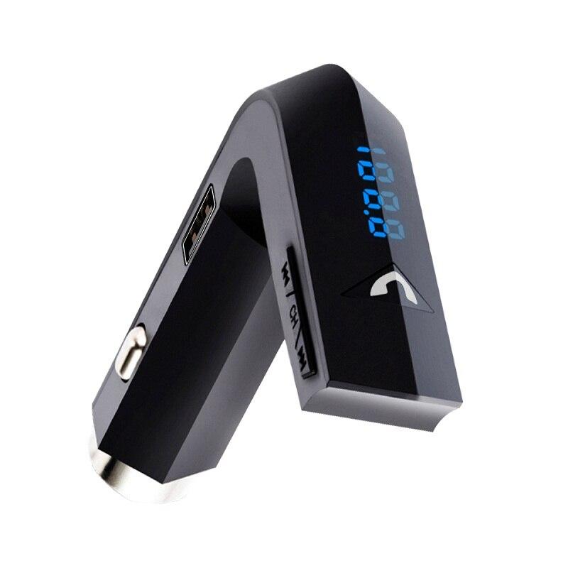 4 in 1 FM Transmitter Bluetooth FM Receiver Car Safety Hammer Type Hands Free Car MP3 Player Transmissor usb Car Charger