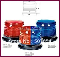 Higher star,30W Strobe warning lights,emergency beacon,police lights,ambulance lights,fire light,install by magnetic