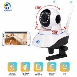JOOAN 1080P Wireless IP Camera  720P HD smart WiFi  Home Security  IRCut Vision  Video Surveillance CCTV Pet / Baby Monitor