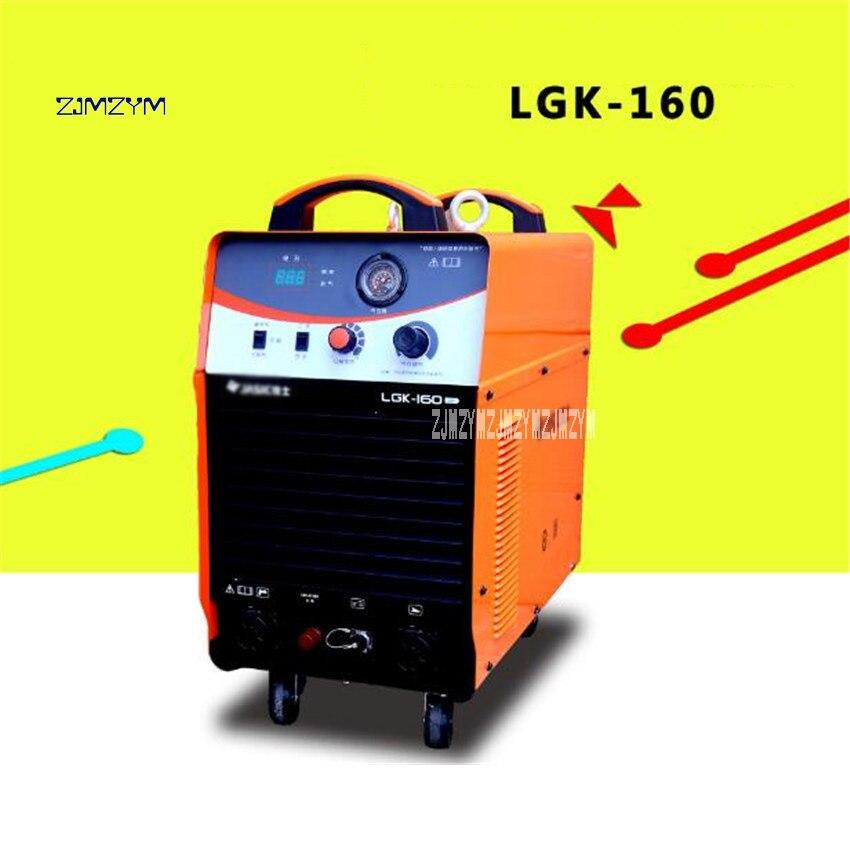 Neue Ankunft Hohe Qualität Schweißer LGK-160 Luft-plasma-schneidemaschine Industrielle 380 V Cnc-maschine 380 V Plasma Schweißer Heißer verkauf