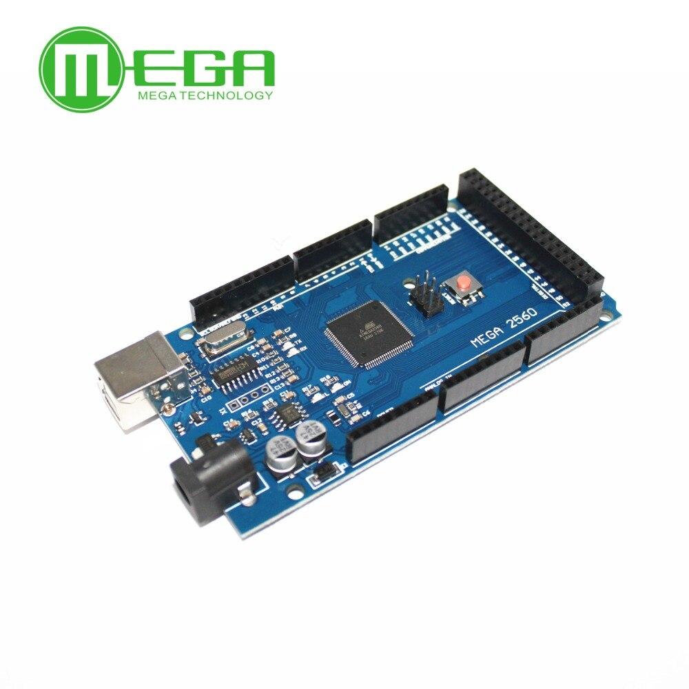 Mega 2560 R3... CH340G... Mega2560 REV3 ATmega2560-16AU Junta Cable USB