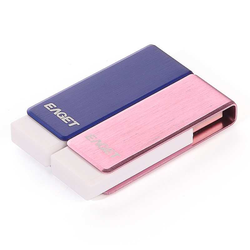 EAGET F50 USB 3.0 100% 256GB usb flash drives Fashion Christmas gift metal waterproof Gift USB3.0 pen drive Free shipping
