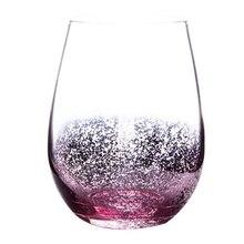 Европейский Креативный Звездный стакан для яиц с покрытием, большая емкость, бессвинцовая Хрустальная стеклянная чашка FP8