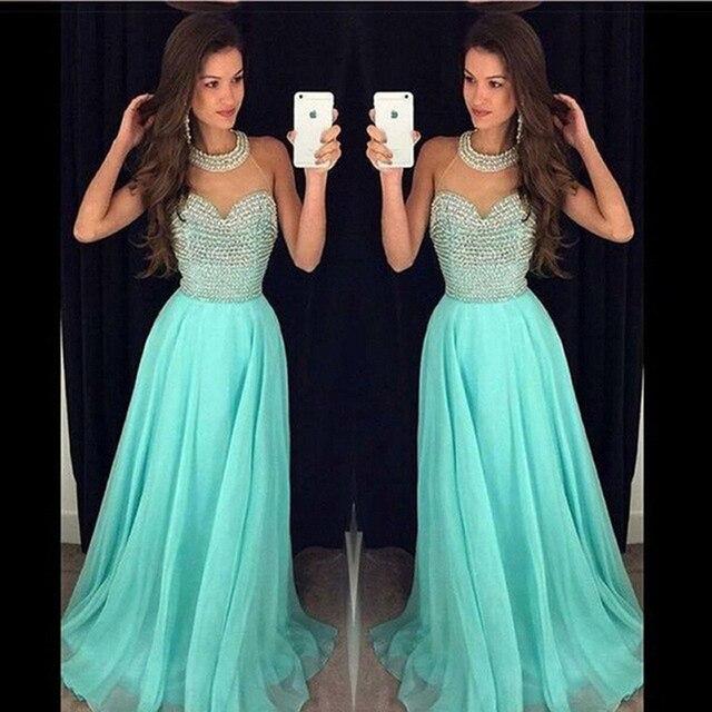 Vestidos de noche elegantes de encaje